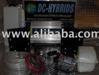 Hydrogen Generator - Duo DC HHO Kit 30 plates cells 120V