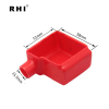RHI PVC plastic terminal cap,Battery Terminal Insulating Covers Angle Type Boots for Motor terminals