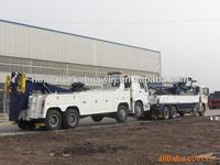 wrecker truck howo 50t tow for sudan 6x4