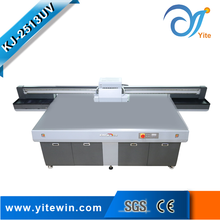 New design and original KJ 2513 uv picture/cable/pvc pipe ink jet printer