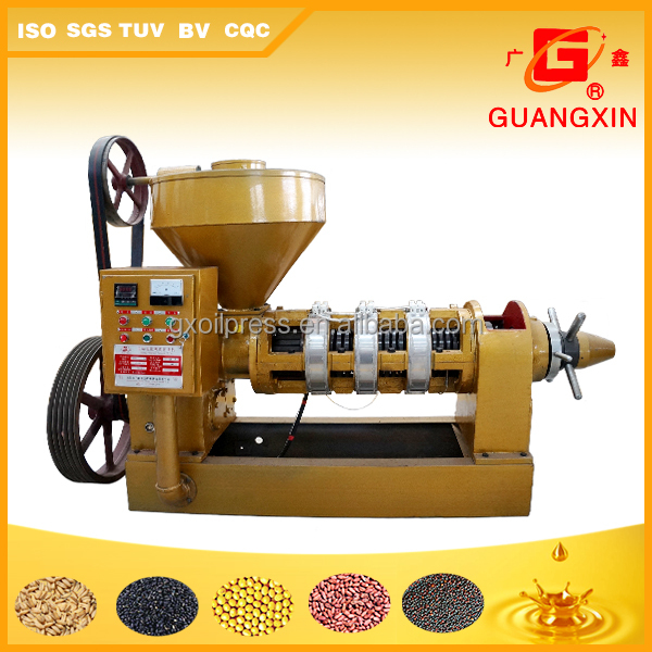 big cold press soybean oil press machine price