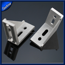 90 Degree Die Cast Bracket for 3030 T Slot Aluminum Profile model 30LA-8 , aluminum profile connect accessories