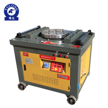Construction project used Digital steel wire bending machine