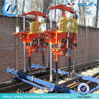 Hot sale!!! Railway Use Hydraulic Ballast Tamping Machine with best price