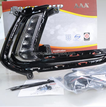 ELANTRA AVANTE 2016 2017 Fog Light From 25 Years Manufacturer In China_ HY602C