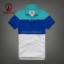 custom your own brand name polo t-shirts