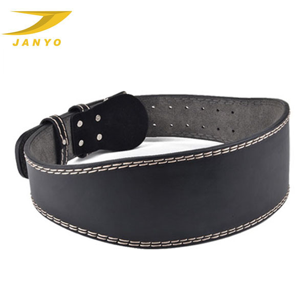 Custom High-grade Cow Hide Leather Wrestling Belts,Factory Price Lifting Belts