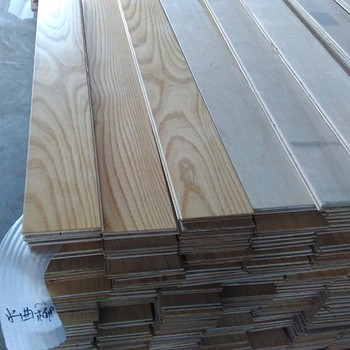 Factory Price UV AB Grade T&G Multilaye Ash Parquet Wood Flooring