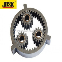 Powder metal sintering planet gear for reduction box gears