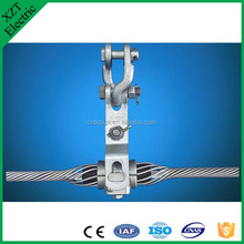 China Manufacturer ADSS/ OPGW Preformed Suspension Clamp