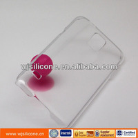 Glossy Hard Protective cases for samsung S5