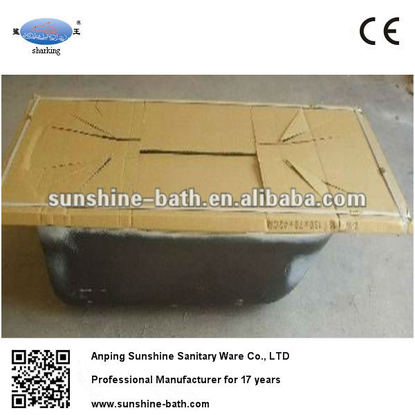 small bathtub sizes red tub China bathtub factory