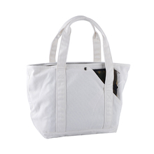 Custom printing eco friendly handle recycle canvas shopping bag