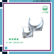 plastic tube clip/ pvc pipe saddle