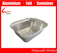 The 2016 most popular aluminum foil container with lid