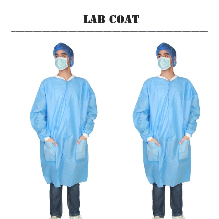 chemical resistant lab coats designs