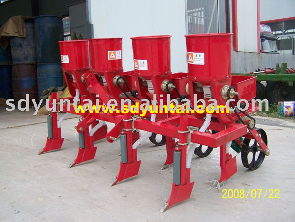 seed and fertilizer seeder