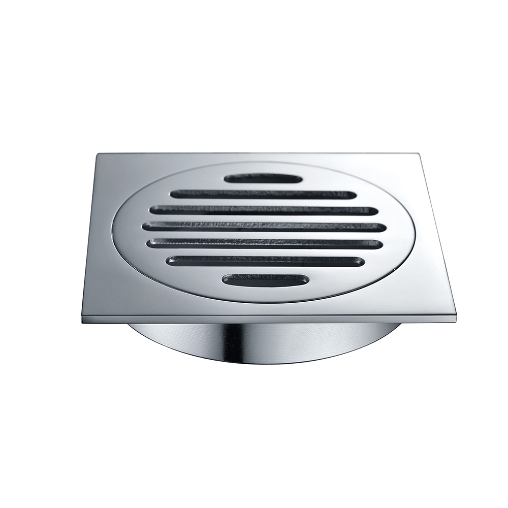 Australia hot sell large square design floor shower drain with cover