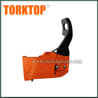 TORKTOP chain saw spare parts for 45CC 52CC petrol Chain Saw brake cover assy