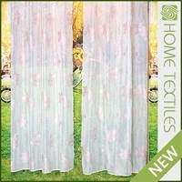 China Manufacturer Top quality Fashionable Cheap lace sheer curtain