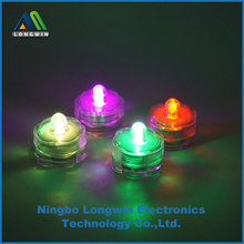 colorful decorative water proof mini led night light mood light