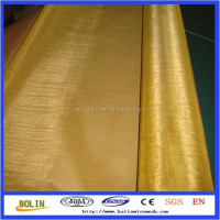 Brass wire gauze mesh(Factory)