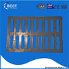 EN124 A15 Square Outdoor Drain Covers