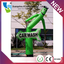 2015 New Discount Single Leg Inflatable Air Dancer Blower