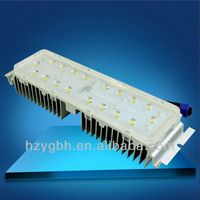 High Efficiency waterproof led street light housing module
