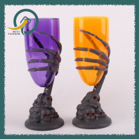 Halloween LED Plastic Flashing Cup Custom Promotion Halloween Ghost Claw Led Cups