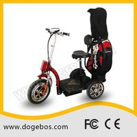 Ml-302 golf customized lead/lithium 200cc epa gas scooter with detached seat
