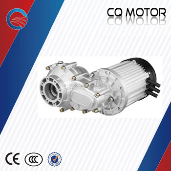 80% Efficiency and Electric Tricycle Usage brushless dc motor