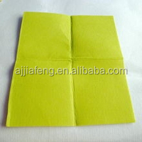 nonwoven technics and plain style oil absorbing fabric