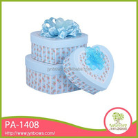 Transparency blue silk PA-1408 neck ribbon for bow ties