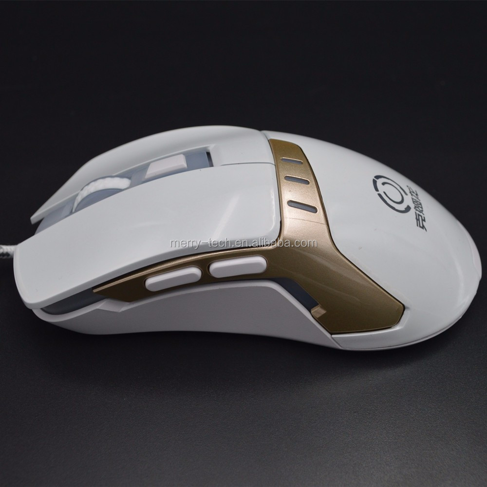 2016 Latest Computer Accessory For Gamer Gaming Mouse