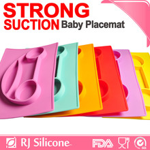 RJSILICONE baby/<strong>kid</strong> /children placemats place mats eating baby baby table placemats