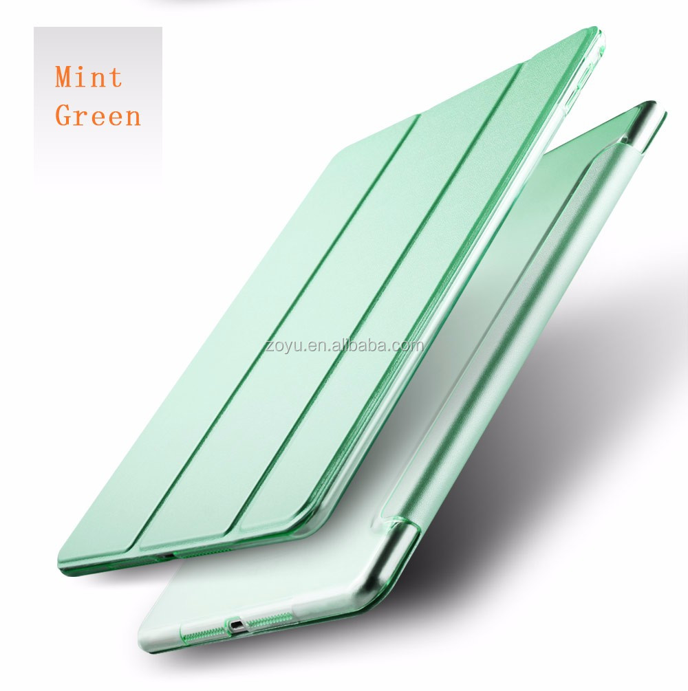 Triple protective for ipad air shockproof wholesale PC TPU case for iPad hot pu leather compendium for ipad air 2
