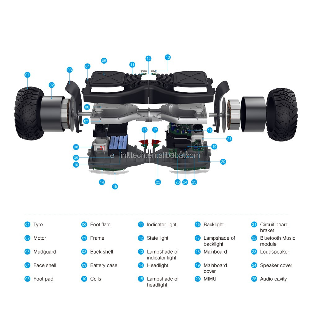 Private UL 2272 certified Scooter Smart self Balance Hoverboard with CE,ROHS,FCC, built in Bluetooth, App,LG Battery