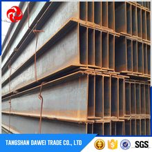 Hot Rolled Steel St52 Structure Column H Channel Steel Roof Beams