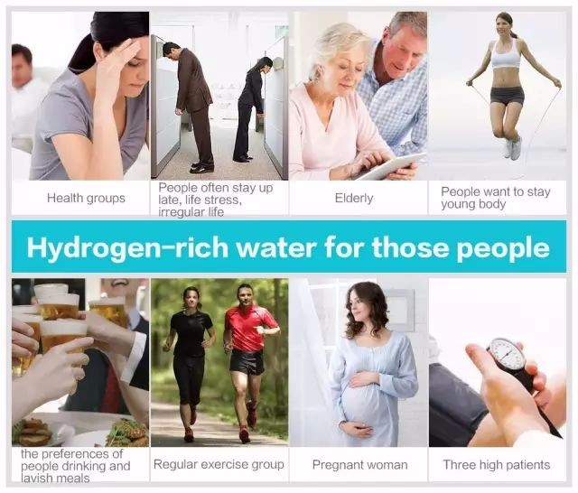 Portable Hydrogen Water Maker /Machine Hydrogen In Water1500ML