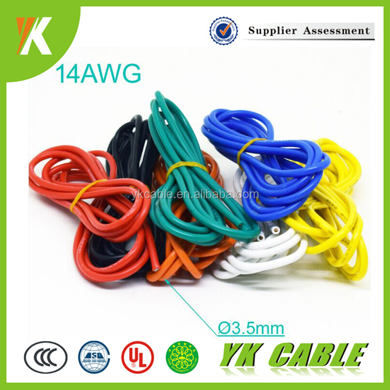 Heat resistant electrical best selling 12 AWG teflon insulated wire
