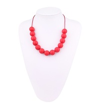 Silicone For Jewlery Baby Teething Necklace Jewellery Bling