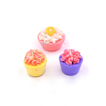 Natural Colorful Fizzy Bath Bombs by Organic and Natural Ingredients and Shea Butter for Moisturizing Dry Skin And Rela