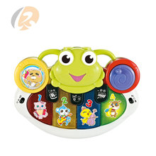 popular cartoon baby musical keyboard mini electric piano toy with fine details