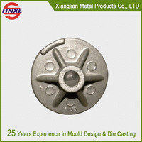 OEM aluminum die casting /zinc and aluminum die casting parts, factory price zinc die casting parts