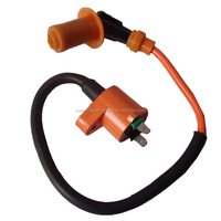 performance orange GY6 cdi ignition coil scooter parts electric ignitor KingRuth new product