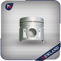 Engine Parts Forged Piston 4941393 4941395 4941396 for Cummins Piston