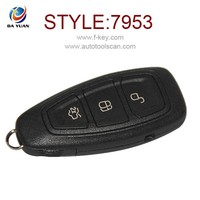 Auto Keyless Entry For Ford Focus car keys 434Mhz 3B PCF7953 AK018056