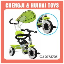 2015 new style plastic ride on baby tricycle new models pedal toy car for sale