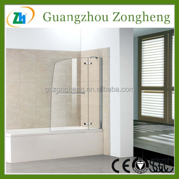 Bathtub Glass Shower Screen and Glass Shower Screen Hinges